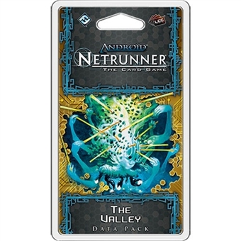 Android Netrunner LCG: The Valley Data Pack