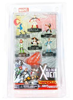 Marvel HeroClix: Uncanny X-Men Fast Forces Pack