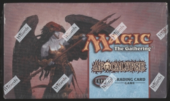 Magic the Gathering Apocalypse Precon Theme Deck Box
