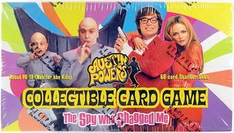Decipher Austin Powers Spy Who Shagged Me Starter Box