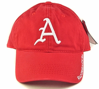 Arkansas Razorbacks Outdoor Cap Adjustable Slouch Hat (One Size Fits Most)