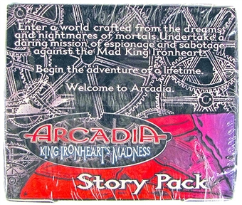 Arcadia King Ironheart's Madness Story Pack Box (White Wolf)