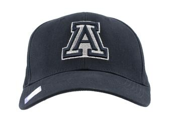 Arizona Wildcats Top Of The World Floss Navy Adjustable Hat (Adult One Size)