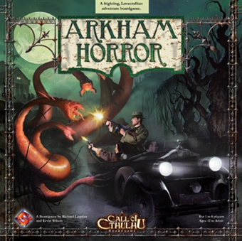 Arkham Horror Board Game (FFG)