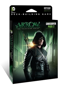 DC Comics Deck-Building Game Crossover Pack #2: Arrow: The Television Series (Cryptozoic)