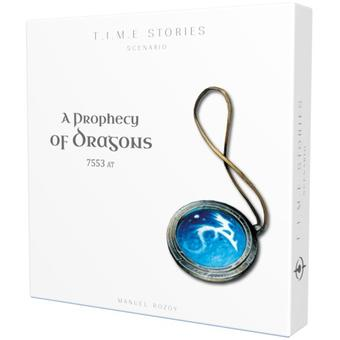 TIME Stories: A Prophecy of Dragons (Asmodee)
