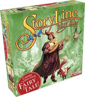 Story Line: Fairy Tales (Asmodee) (Presell)