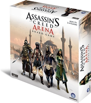 Assassin's Creed Arena Board Game (Cryptozoic)