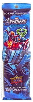 Marvel Avengers Assemble Trading Cards Retail Rack Pack (Upper Deck 2012)