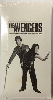 The Avengers BBC TV Trading Cards Cornerstone 1st Series 1992