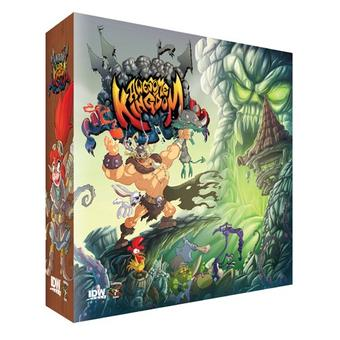 Awesome Kingdom: Tower of Hateskull (IDW)