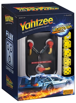 Yahtzee: Back to the Future 30th Anniversary (Presell)