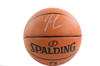 2016/17 Hit Parade Autographed Full Size Basketball Series 1 - Michael Jordan and Scottie Pippen!!!!!