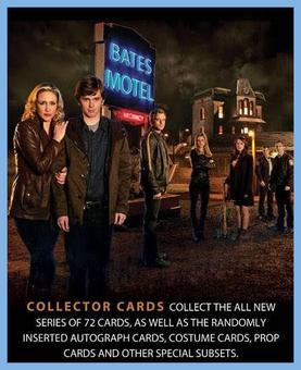 Bates Motel Season One Collectors Set (Box) (Breygent)