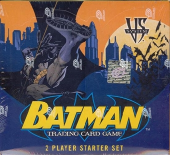 Vs System DC Batman Starter Box