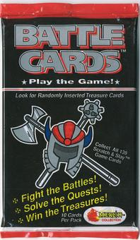 Merlin Publishing BattleCards More Than 500 Card Lot!! Includes Scratch Off and Checklist Cards Unscratched!