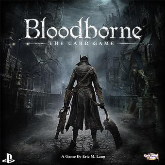 Bloodborne - The Card Game (CMON) (Presell)