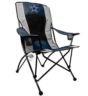 Dallas Cowboys Coleman Oversized High-Back Folding Chair