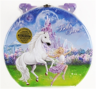 Bella Sara Holiday Keepsake Tin (2010)