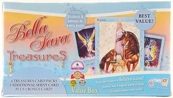 Bella Sara Treasures 4-Pack Value Box