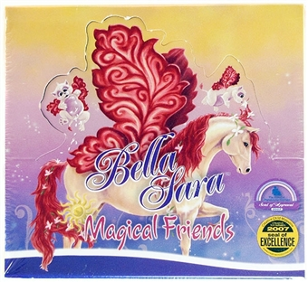 Bella Sara Series 6 Magical Friends Booster Box