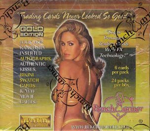 BenchWarmer Gold Edition Hobby Box (2003)