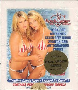 BenchWarmer Series 2 Final Update Hobby Box (2002)