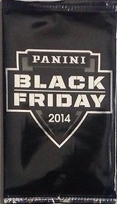 2014 Panini Black Friday Promotion Pack