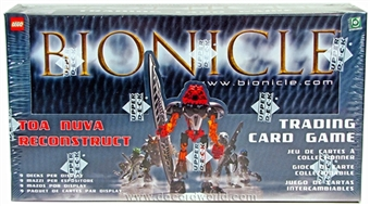 Upper Deck Bionicle: Toa Nuva Reconstruct Starter Box
