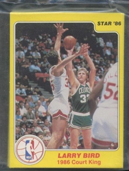 1986 Star Co. Basketball Court Kings Bagged Set