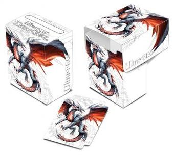 Ultra Pro Mauricio Herrera Black Dragon Full View Deck Box - Regular Price $2.99 !!!