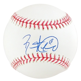 Brett Lawrie Autographed Official Major League Baseball (MLB COA)