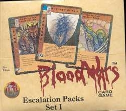 TSR Blood Wars Escalation Booster Box
