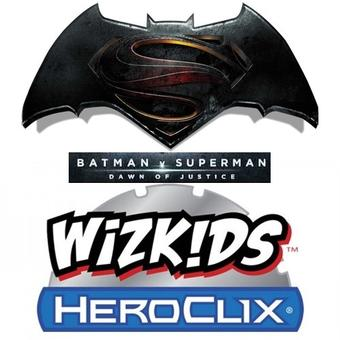 DC HeroClix: Batman v. Superman: Dawn of Justice Fast Forces Pack (Presell)