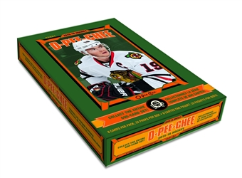 2015/16 Upper Deck O-Pee-Chee Hockey Hobby Box (Presell)