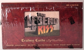 The Legends of KISS Hobby Box (Press Pass 2010)
