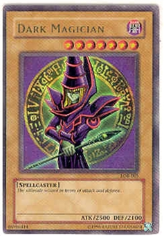 Yu-Gi-Oh BEWD Single Dark Magician Ultra Rare (LOB-005)