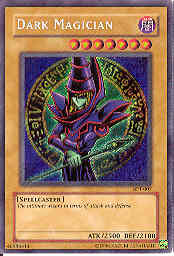 Yu-Gi-Oh Limited Edition Tin Single Dark Magician Secret Rare (BPT-001)