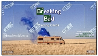 Breaking Bad Season 1-5 Trading Cards Box (Cryptozoic 2014)