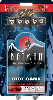 Batman: The Animated Series Dice Game (SJG)