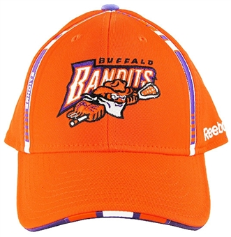 Buffalo Bandits Reebok Orange Draft Day Flex Hat (Size Youth 4-7)