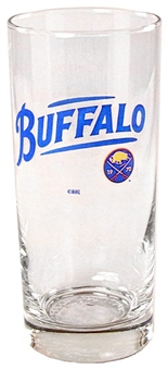 Boelter 15OZ Buffalo Sabres 40th Anniversary Beverage Glass