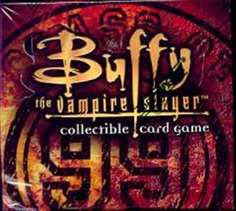 Score Buffy The Vampire Slayer Class of '99 Unlimited Booster Box