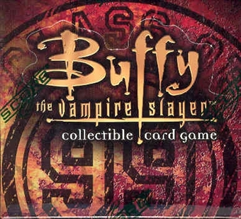 Score Buffy The Vampire Slayer Class of '99 Limited Booster Box