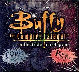 Score Buffy The Vampire Slayer Pergamum Prophecy Booster Box