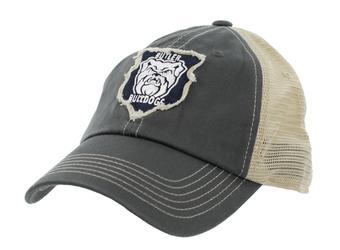 Butler Bulldogs Top Of The World Slated Gray Snapback Hat (Adult One Size)