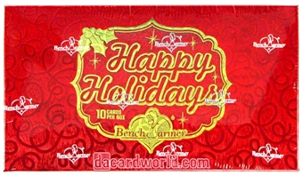 BenchWarmer Holiday Hobby Box (2013)