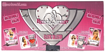 Benchwarmer Eclectic Collection Trading Cards Box (2014)