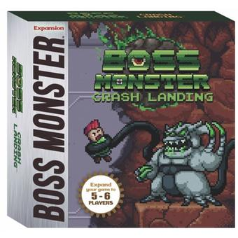Boss Monster Crash Landing Exp (Brotherwise)