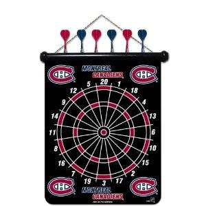 Montreal Canadiens Rico Industries Magnetic Dart Board